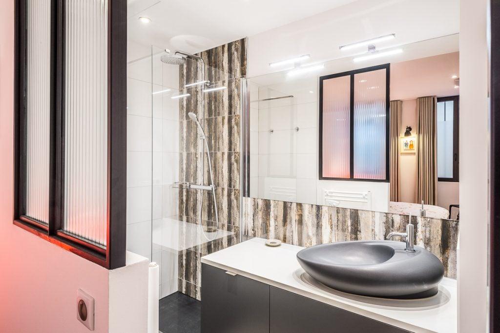 Salle de bains Un Ecrin Cossu
